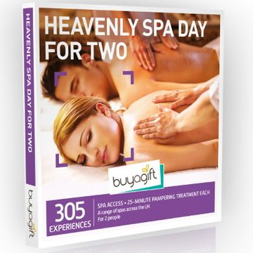 Heavenly Spa Days Experience Box