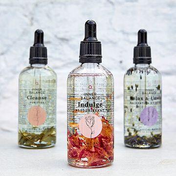 Unwind Bath Oil Gift Set