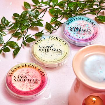 Sassy Wax Clean Collection