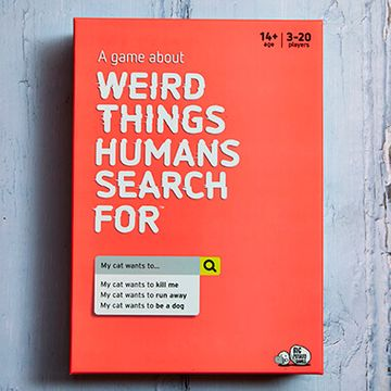 Weird Things People Search For