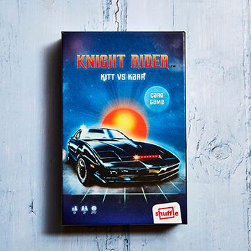 Knight Rider Card Game
