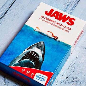 Jaws Card Game