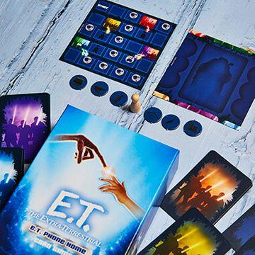 ET Card Game