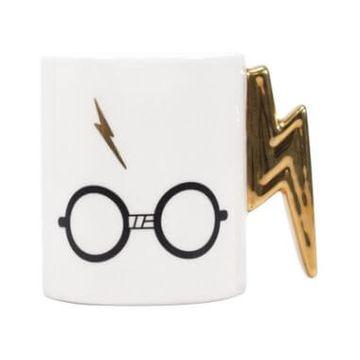 Harry Potter Lightning Bolt Mug