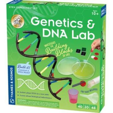 Learn About Genetics And DNA Experiment Kit