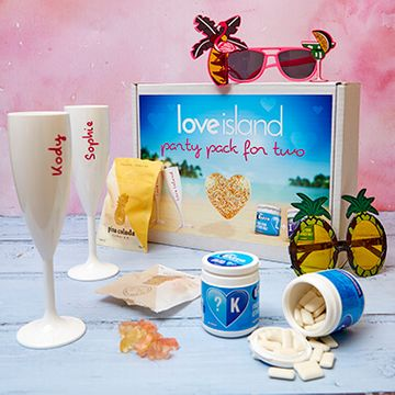 Love Island Party Pack For Two