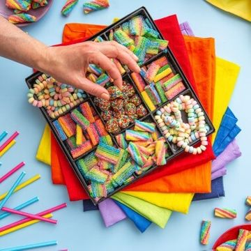 Over The Rainbow 9 Way Gift Set