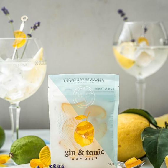 Cocktail Candies - Gin & Tonic