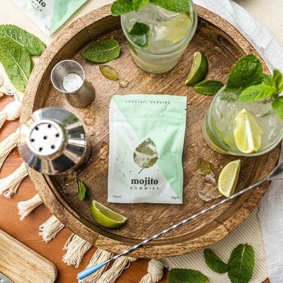 Cocktail Candies - Mojito