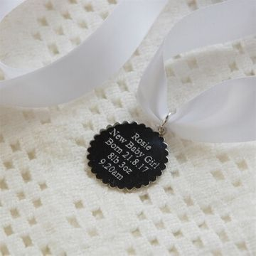 Personalised Soft Toy Tag