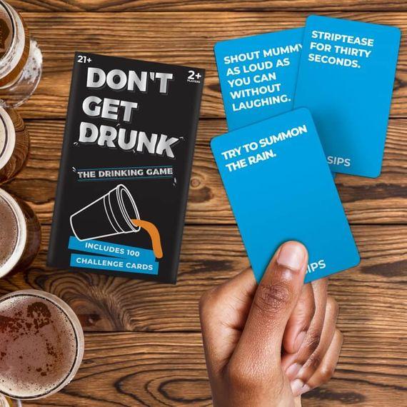 Don't Get Drunk