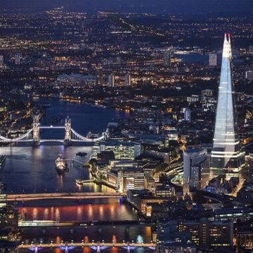 The View from The Shard with Luxury Afternoon Tea for Two