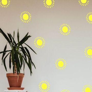 Sunshine Wall Decal Sticker Set