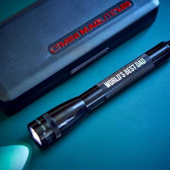 Personalised Large Mag Lite Torch