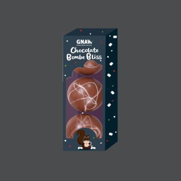 Gnaw Milk Chocolate Bombes