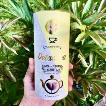 Tea-Pop Detox Tea