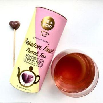 Tea-Pop Passionfruit Punch Tea