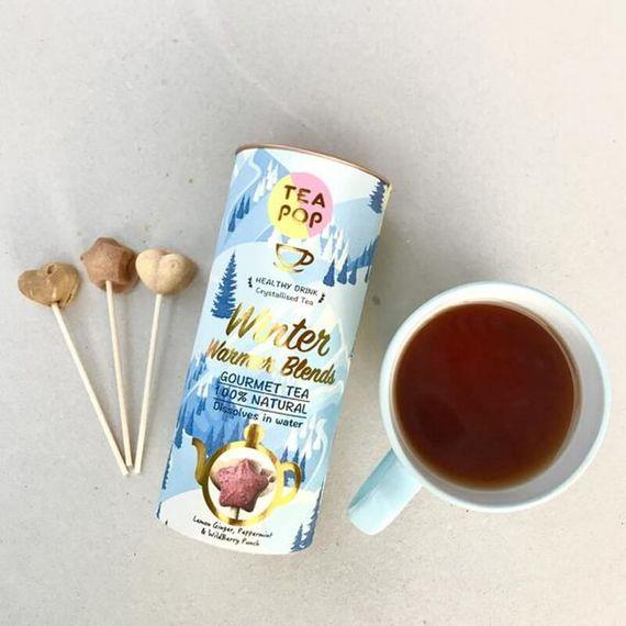 Tea-Pop Winter Warmer Tea