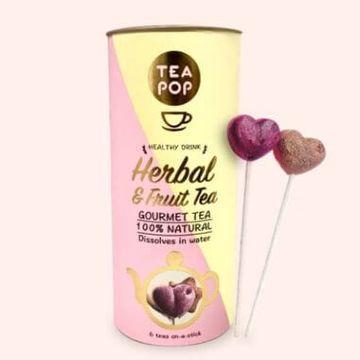 Tea-Pop Herbal And Fruit Blends Tea