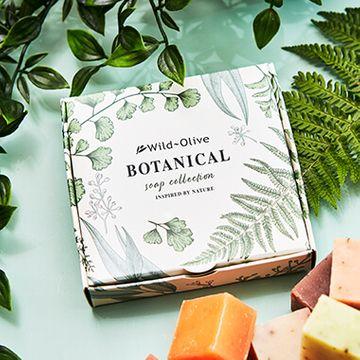Botanical Handmade Soap Collection